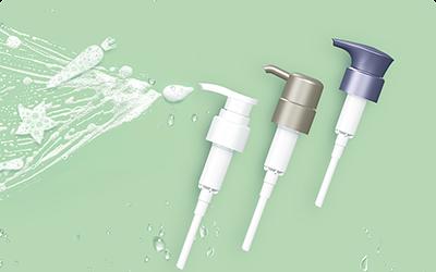 超市常见乳液使用的瓶盖是乳液泵头类型